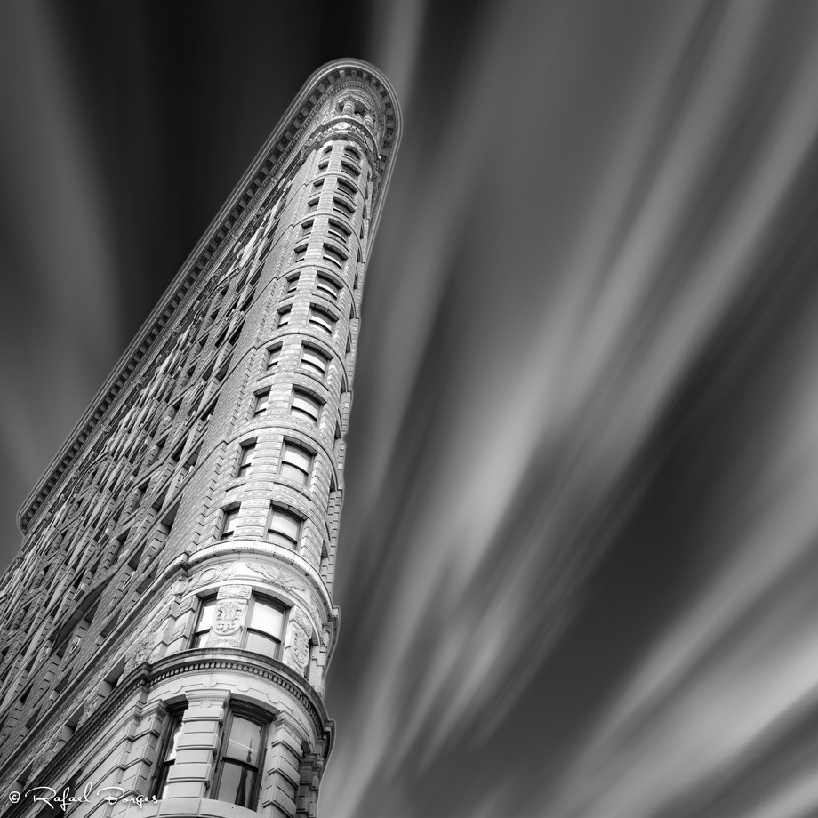 Flat Iron by rafaelborges - New York Photo Contest