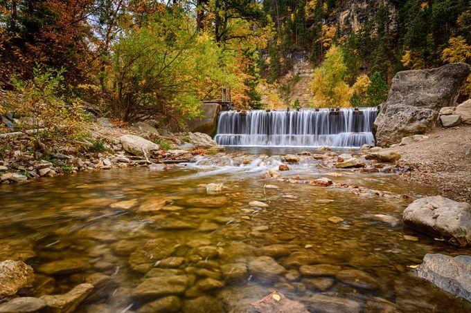 Canyon Waterfall by KendraKPK - Beautiful Waterfalls Photo Contest