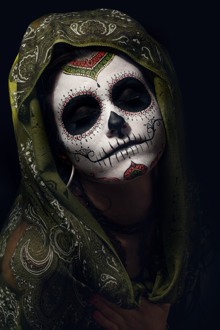 La Calavera Catrina by Dragos_Pop - Halloween Photo Contest 2017