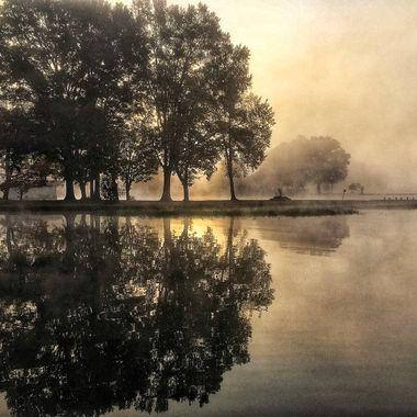 Like Tillery Sunrise Fog 1