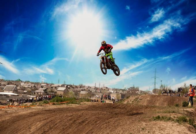 Motocross by PrysyazhnyyOleksiy - Motorcycles Photo Contest