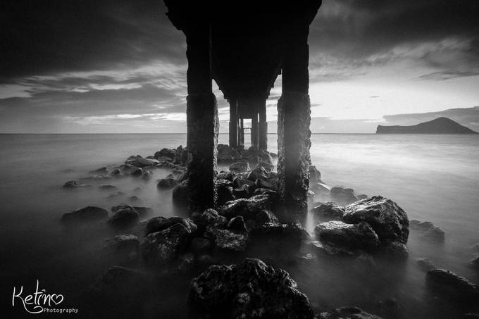 Under by ketino - The View Under The Pier Photo Contest