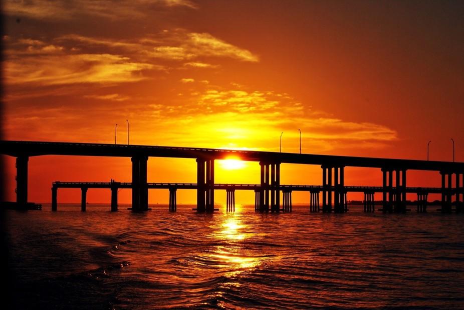 sunset, pensacola FL