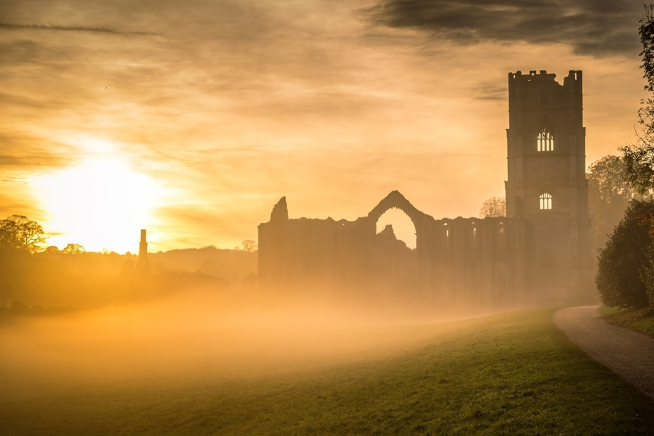 Fountains Abbey 31-10-16-22