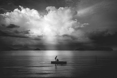 Joy at Sea