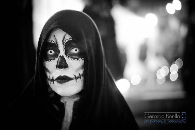 Calavera by PhotoGBc - Halloween Photo Contest 2017