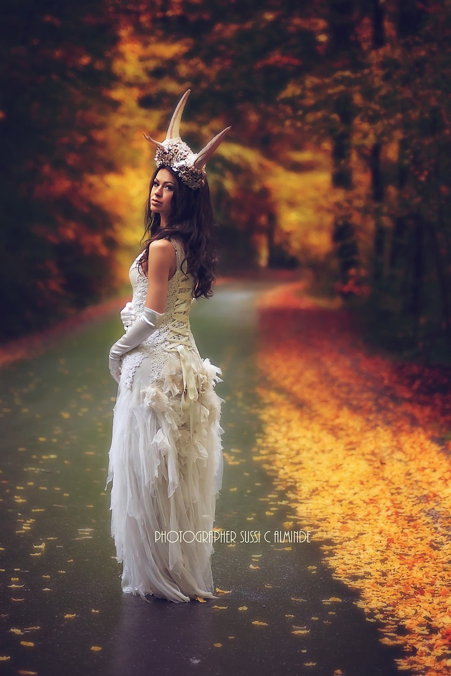 Autumn soul  by sussicharlottealminde - Hats Photo Contest