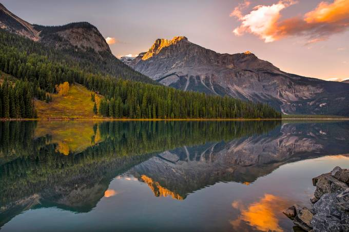 Emerald Lake, BC by mgenkova - Earth Day 2017 Photo Contest
