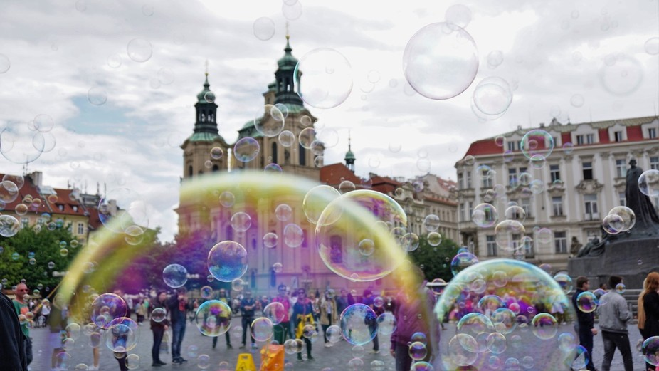 The World in the Bubbles
