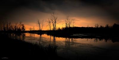 Iroquois Fire Sky