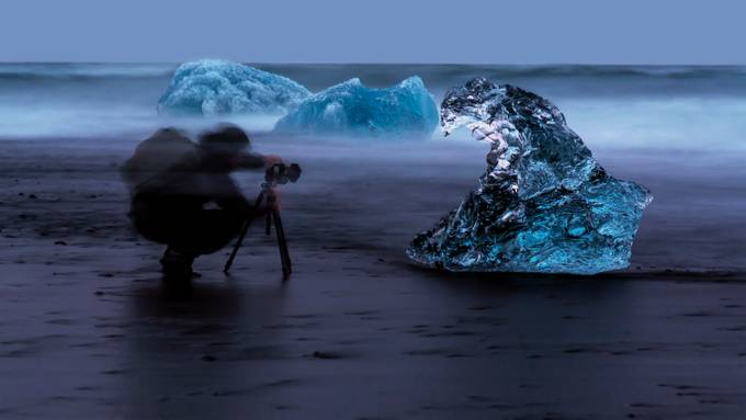 Iceman by JulienBeyrath - People And Water Photo Contest 2017