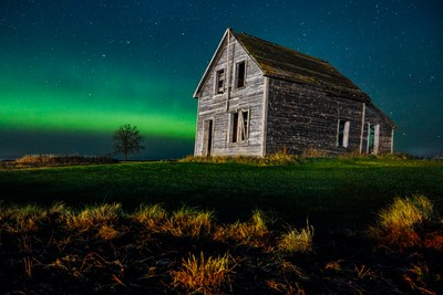 Beausejour Northern Lights 1