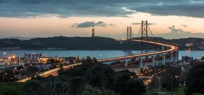 Across the River - Portugal, Lisbon