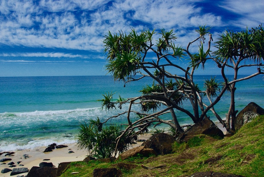 Burleigh Heads,Gold Coast,Australia