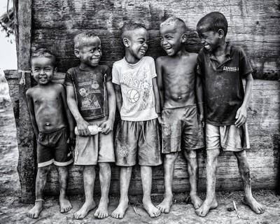 Smiling souls