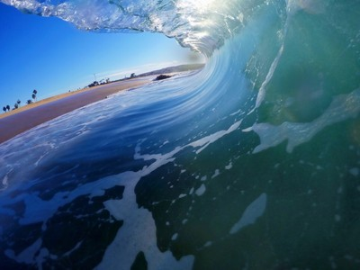 Clean AF Surf Conditins