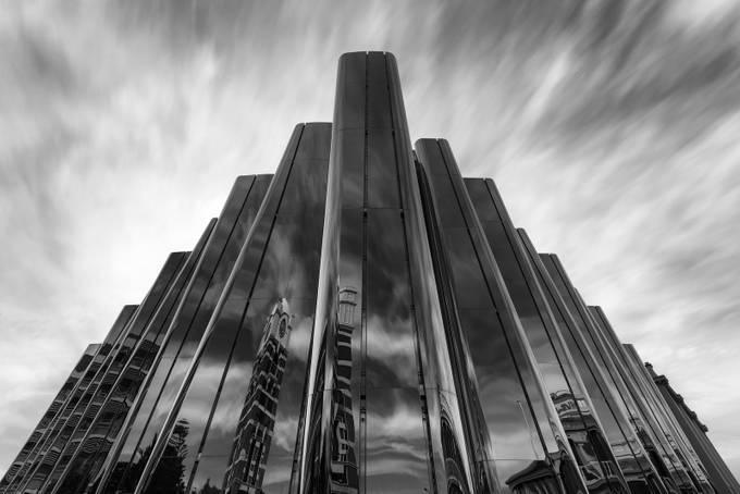 Govett-Brewster Art Gallery by iamcordz - Modern Architecture Photo Contest