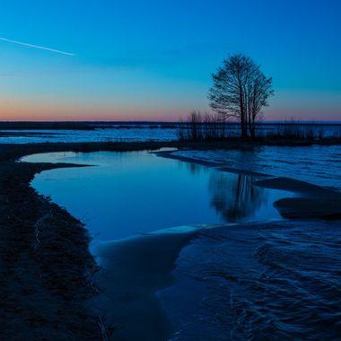 Nordkroken evening