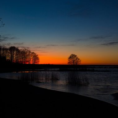 Nordkroken night