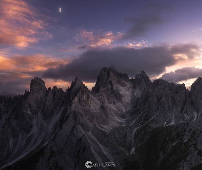 Sharp Peaks by LucaPelizzaro - Monthly Pro Vol 27 Photo Contest
