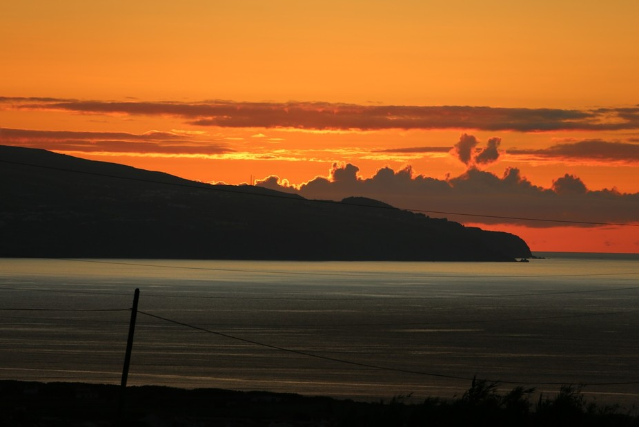 Picture taken in São Miguel, Azores. This picture as no edit at all. Taken directly from the cam...