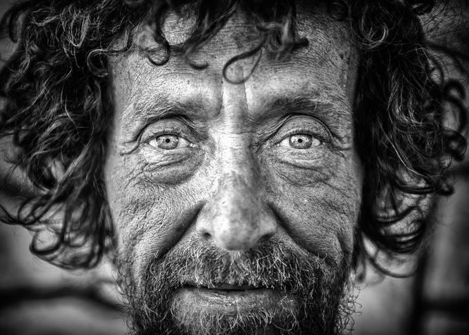 Portrait of a Stranger by kbhasker - Male Portraits Photo Contest