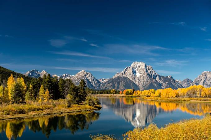Fall-colors by kbhasker - Blue Skies Photo Contest
