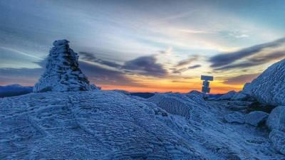 Sunrise, Mt lafayette
