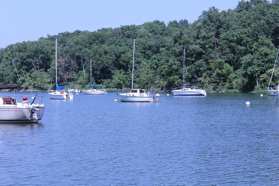 The Cove of JaCoMo Lake.