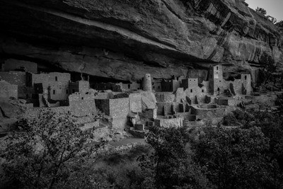 Cliff Palace - Native American