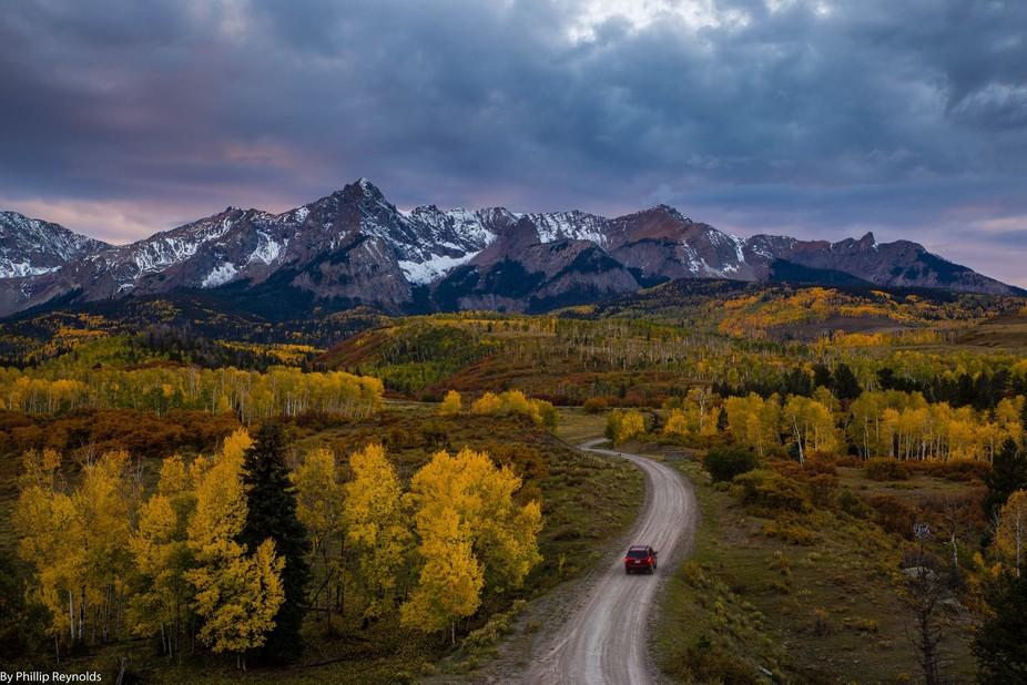 Taken in Ouray Colorado
