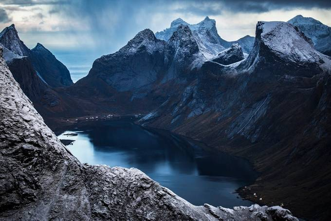 Bunesfjorden by jamesaustrums - Rugged Landscapes Photo Contest