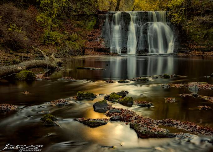 Castle Falls by JasperPhotography - Earth Day 2017 Photo Contest