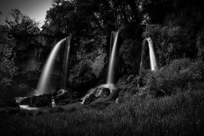 Rifle Falls - triple falls