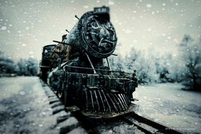 All aboard the Winter Express