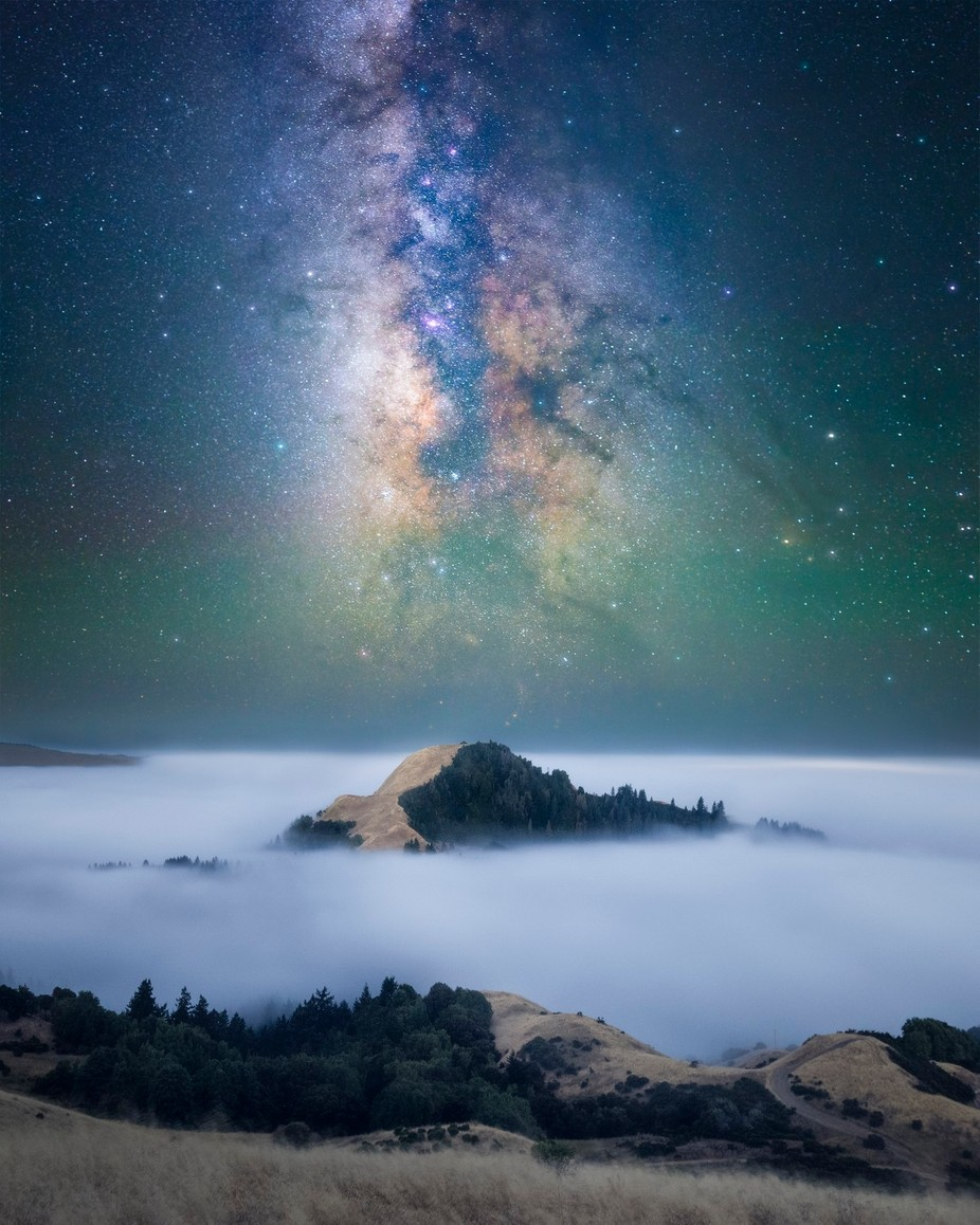 Starlight Sanctuary by kevinhuangphoto - Cloudy Nights Photo Contest