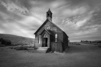 Bodie Church, Bodie California