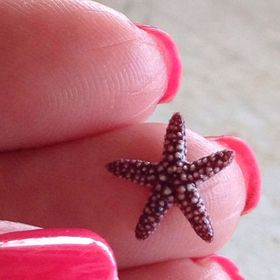 Such a small little star among the huge seas!