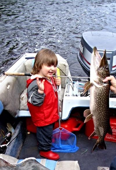 "A Happy ""Fisherman"""
