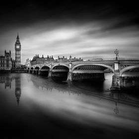Westminster Bridge is a road and foot traffic bridge over the River Thames in London, linking Westminster on the north side and Lambeth on the so...