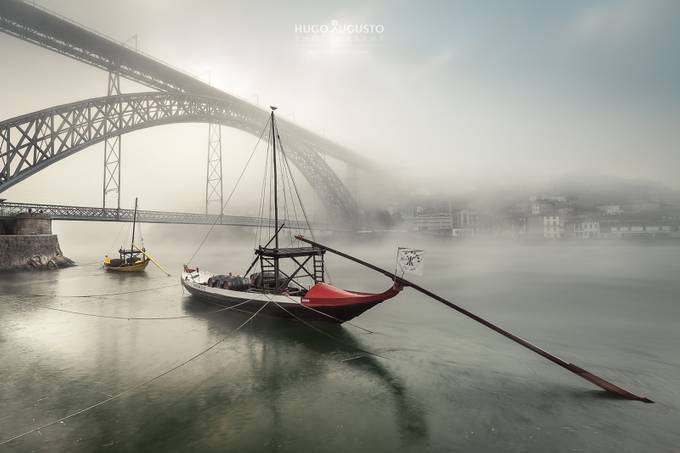 MYSTIC RIVER by HugoAugusto - Mist And Drizzle Photo Contest