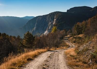 Norwegian Mountain Pass