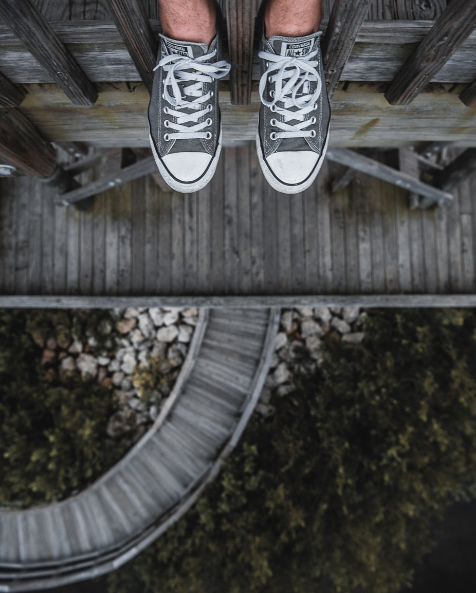 Chucks by albaker - Cool Shoes Photo Contest
