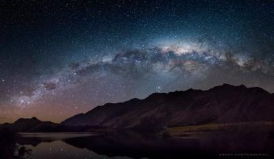 NZ Moke Lake-