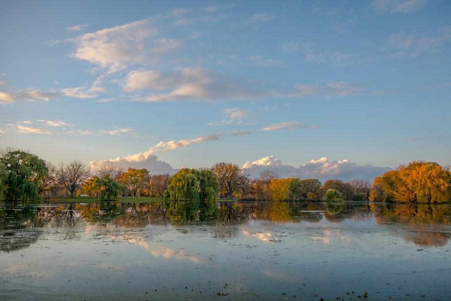 Riverside Park Autumn 2016