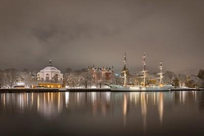 Skeppsholmen, Stockholm.