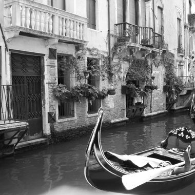 I took this photo when we were on holiday in Italy. This photo was take in Venice.