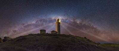 Cape Egmont Lighthouse Arc