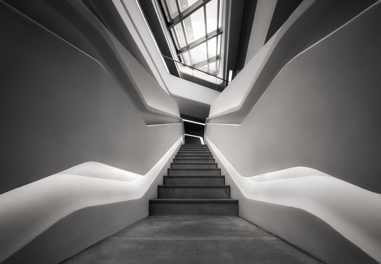 Stairways Photo Contest Winners