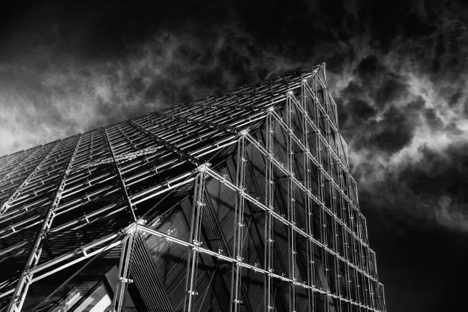 Modern - Copenhagen, Denmark by PallGudjonsson - Black And White Architecture Photo Contest